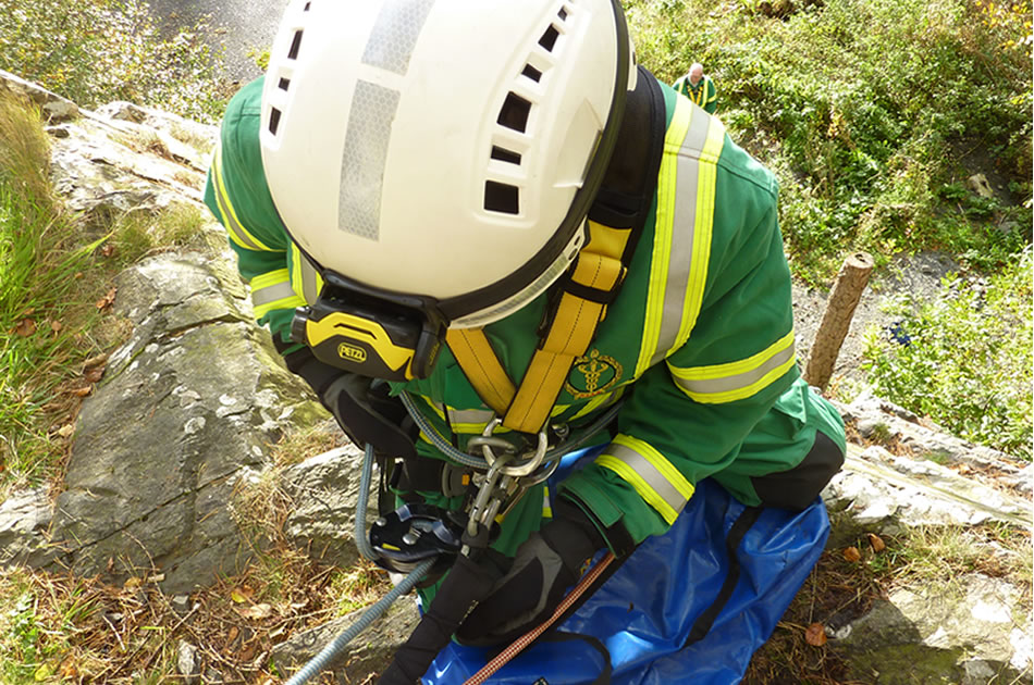 Hazardous Area Response Team Safe Work at Height and Rescue - Supervisor/Trainer Course