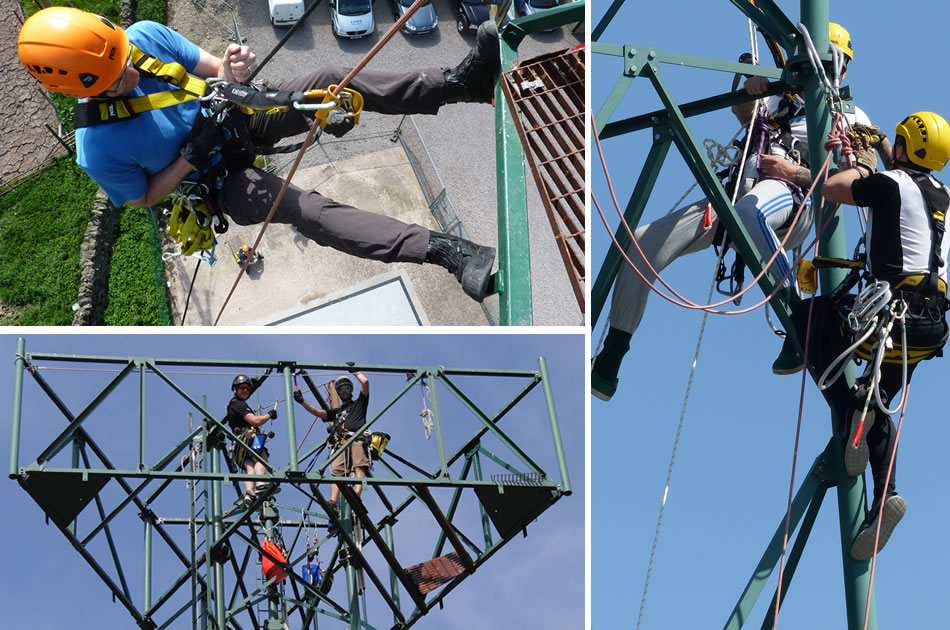 Pole & Tower Rescue Training